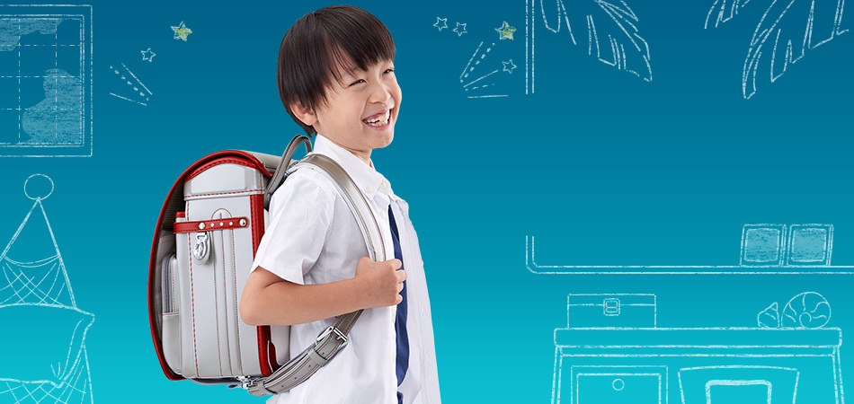 使用感で選ぶなら、朝も放課後も快適に過ごせるよう背負い心地で選びましょう!