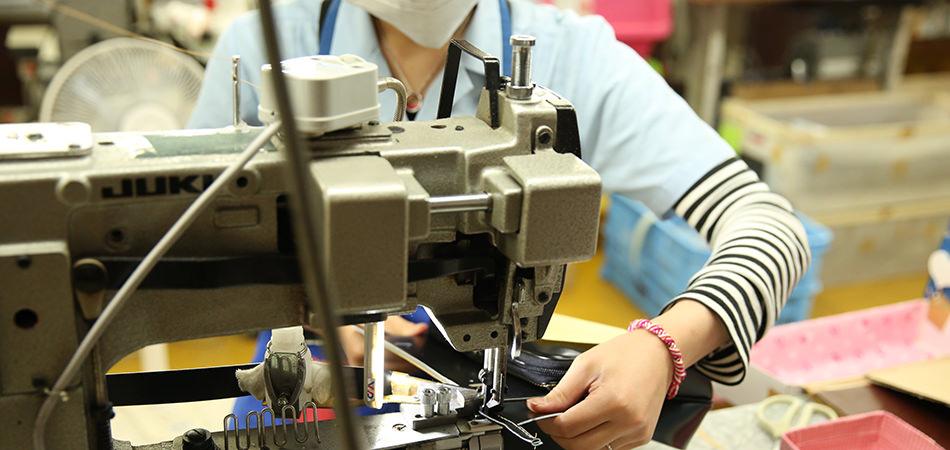 ランドセルを丈夫にする工夫がいっぱい!カバンのフジタの適材適所なランドセルづくり