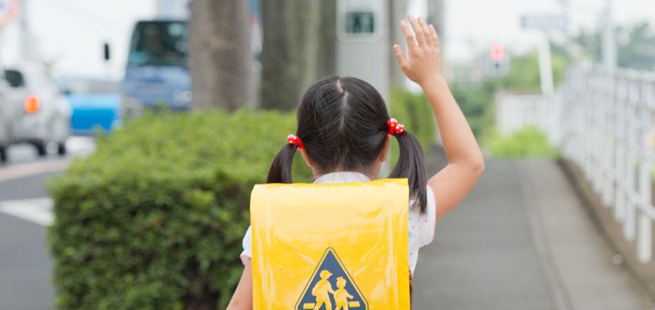 使いやすくて便利な機能が、お子さまの安全を守ります
