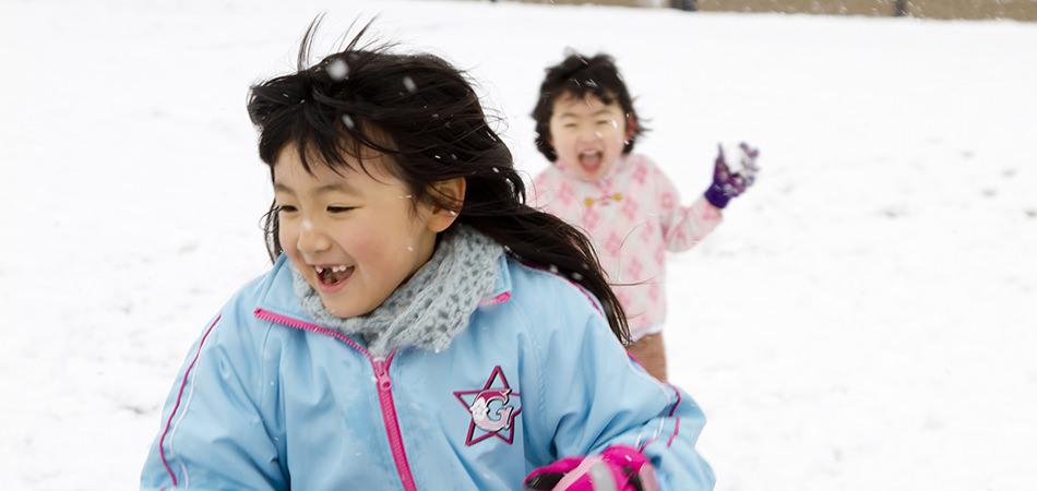 暑い夏にも雪の降る冬にも対応できる「カバンのフジタ スペシャリティランドセル」