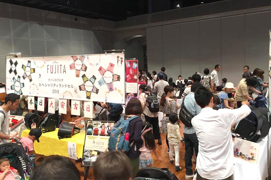 東京会場の様子